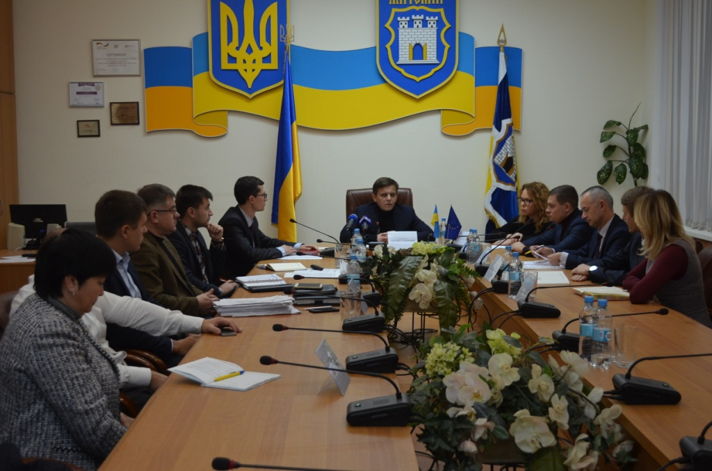 Місто Житомир готується до впровадження інфраструктурних проектів на умовах державно-приватного партнерства