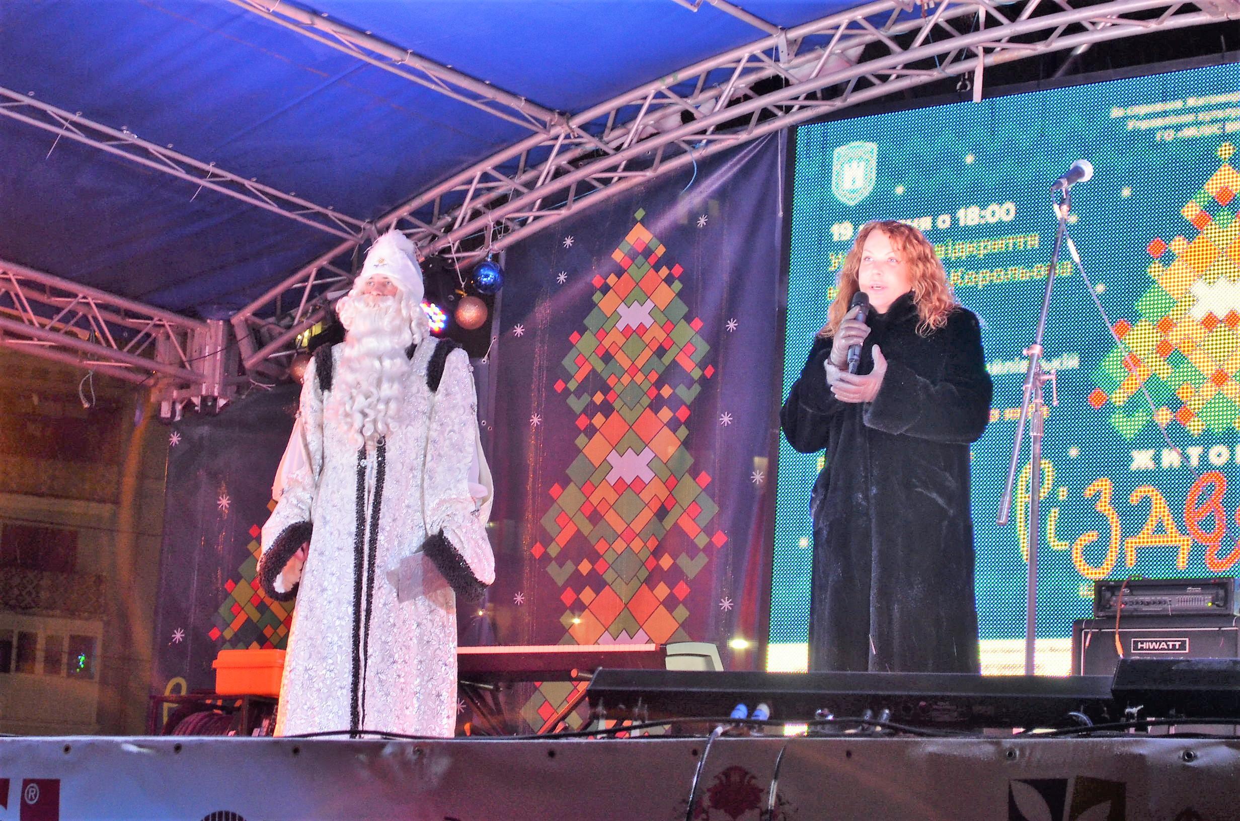 Рождественский концерт в Житомире