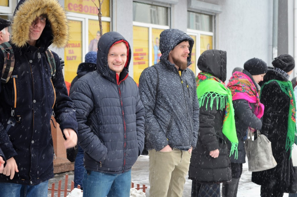 День Соборности 2018 Житомир. ФОТО