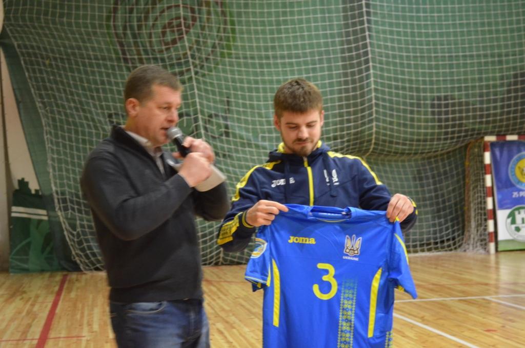 У Житомирі стартував Другий тур чемпіонату України з футзалу серед дітей