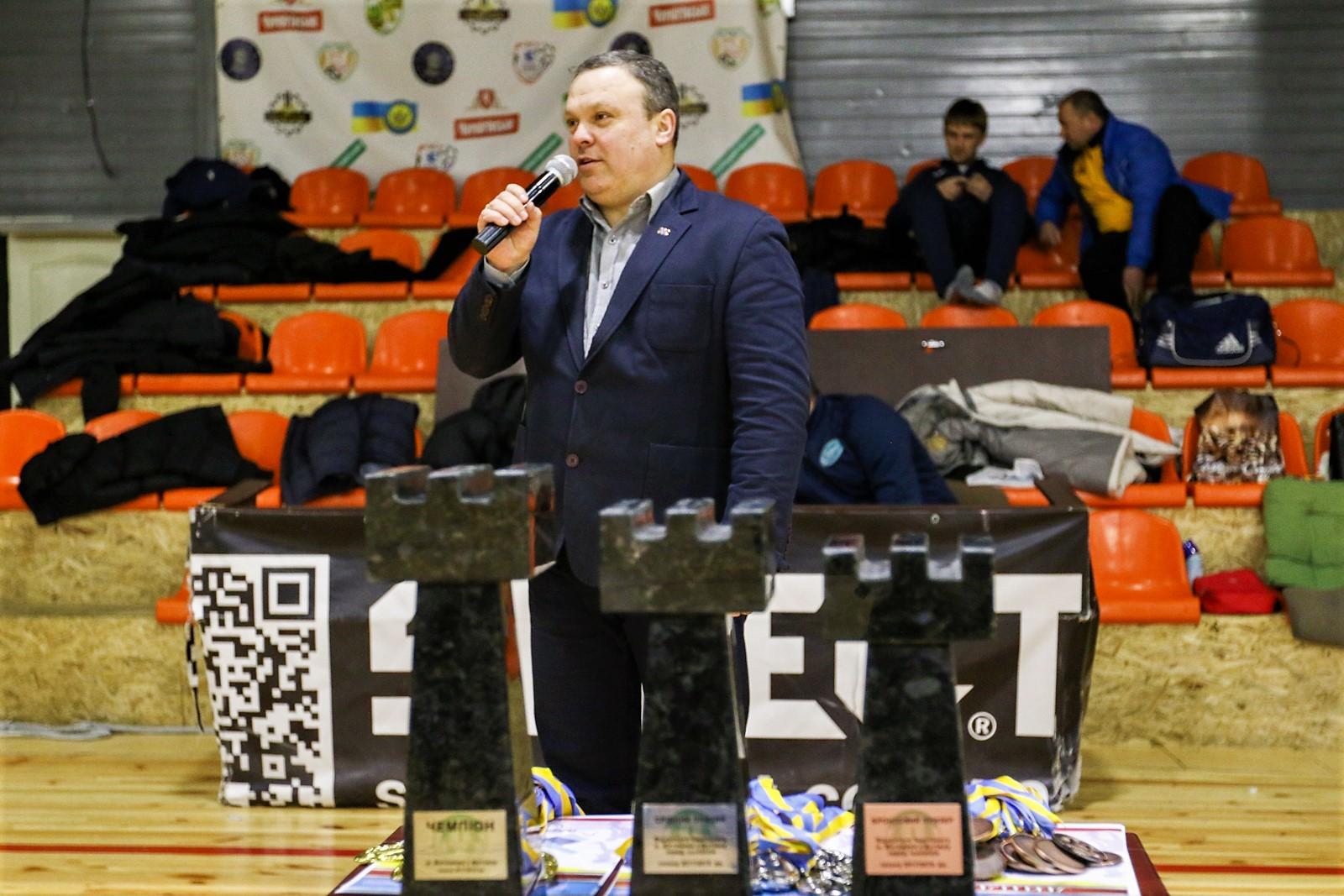 ФК «Атлет – Житомир» чемпіон Відкритого Чемпіонат Житомира з футзалу