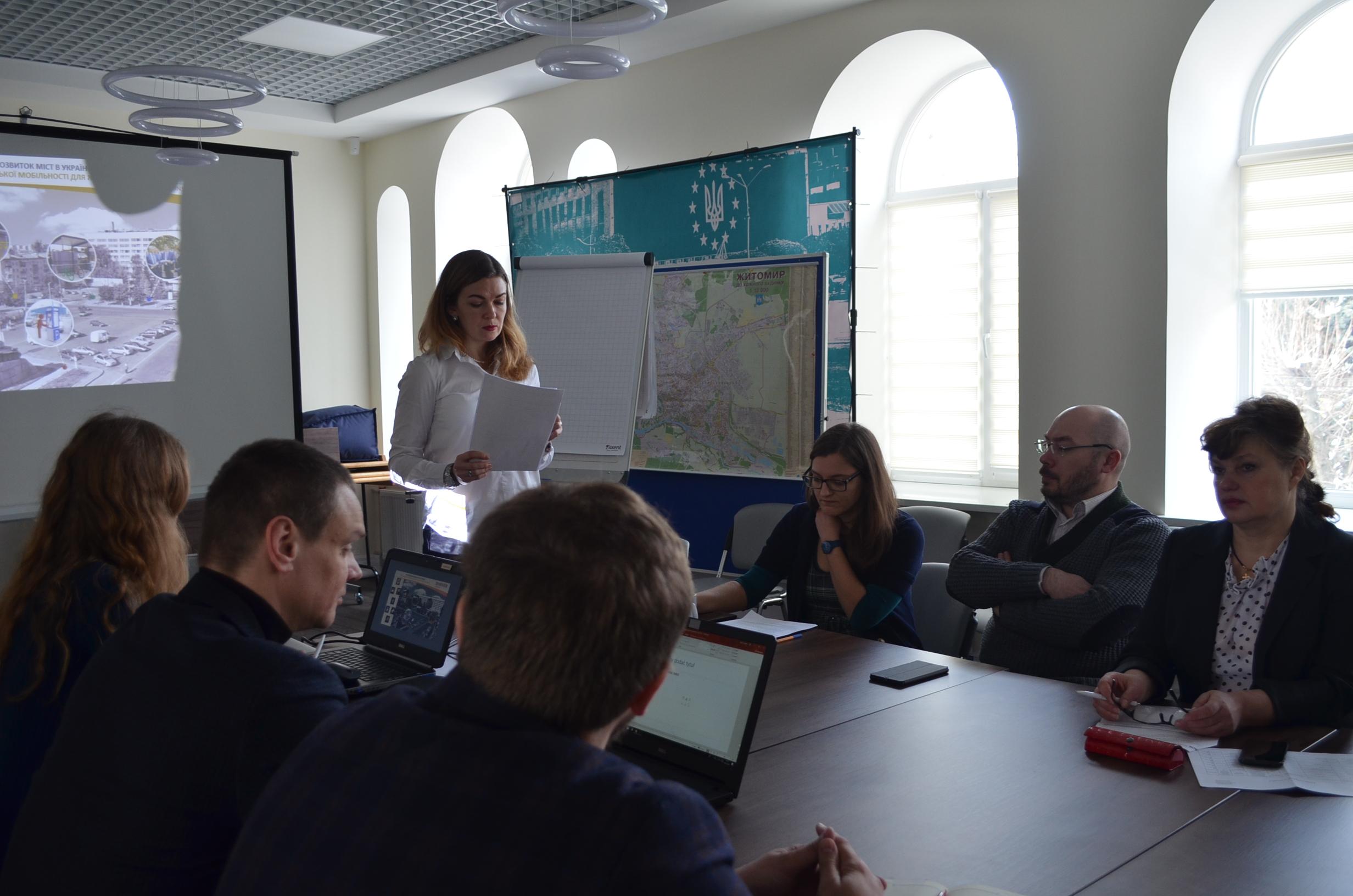 У Житомирі розробляють План сталої міської мобільності. Долучайся і ти!