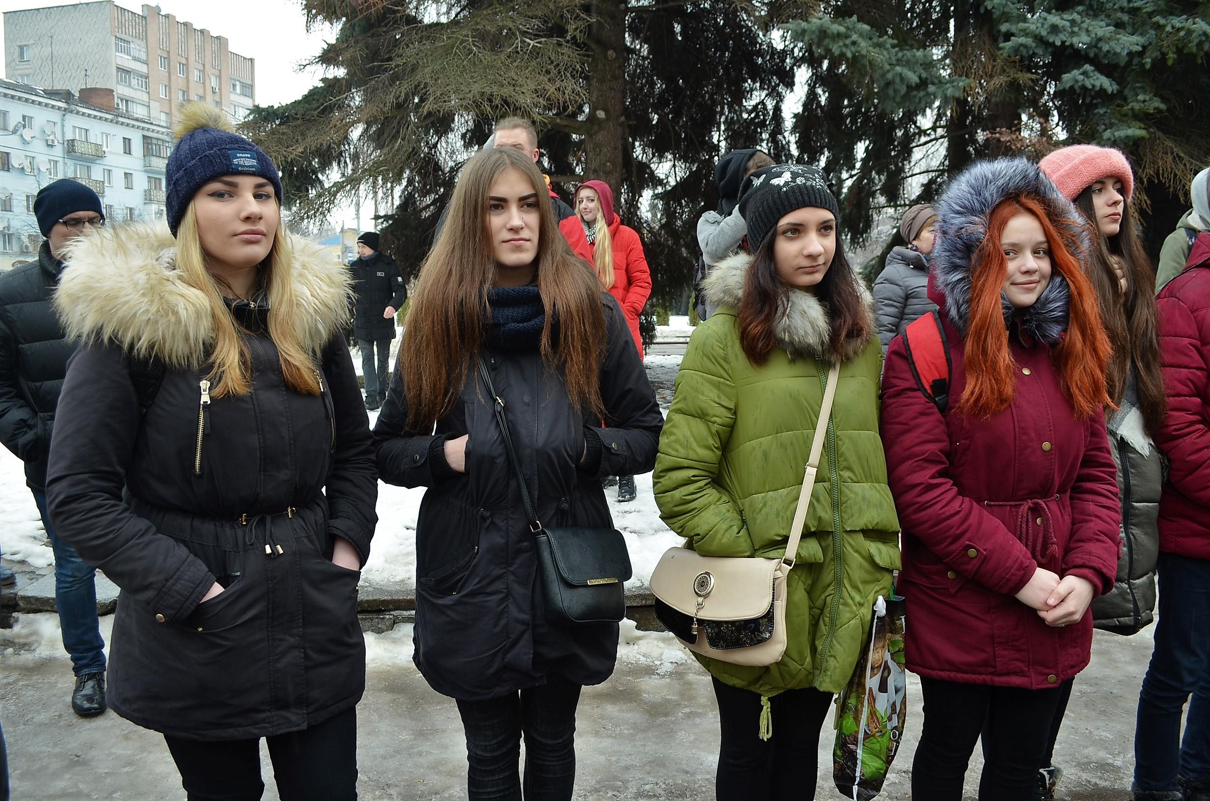 Житомиряни  вшанували пам'ять Тараса Шевченка (ФОТО)