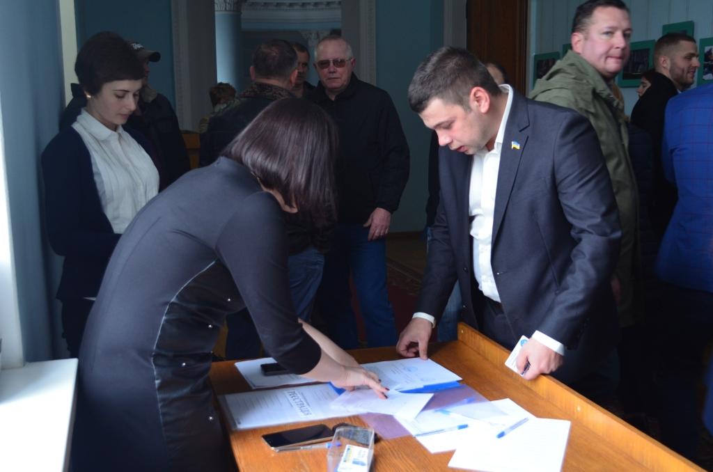 Розпочалася тридцять третя  сесія Житомирської міської ради
