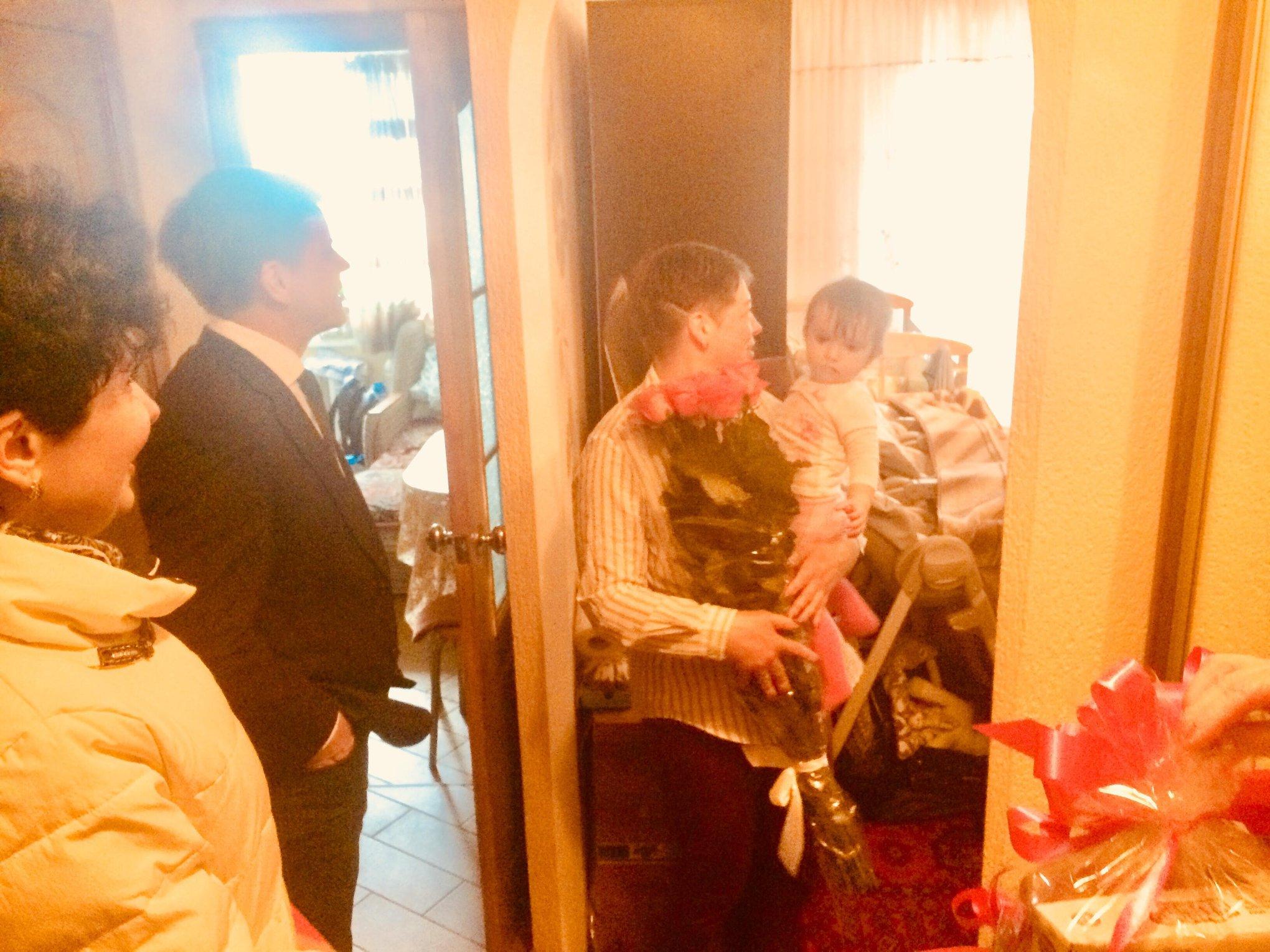 Депутати виділили кошти на ремонт квартири для родини загиблого «кіборга» Дмитра Ільницького