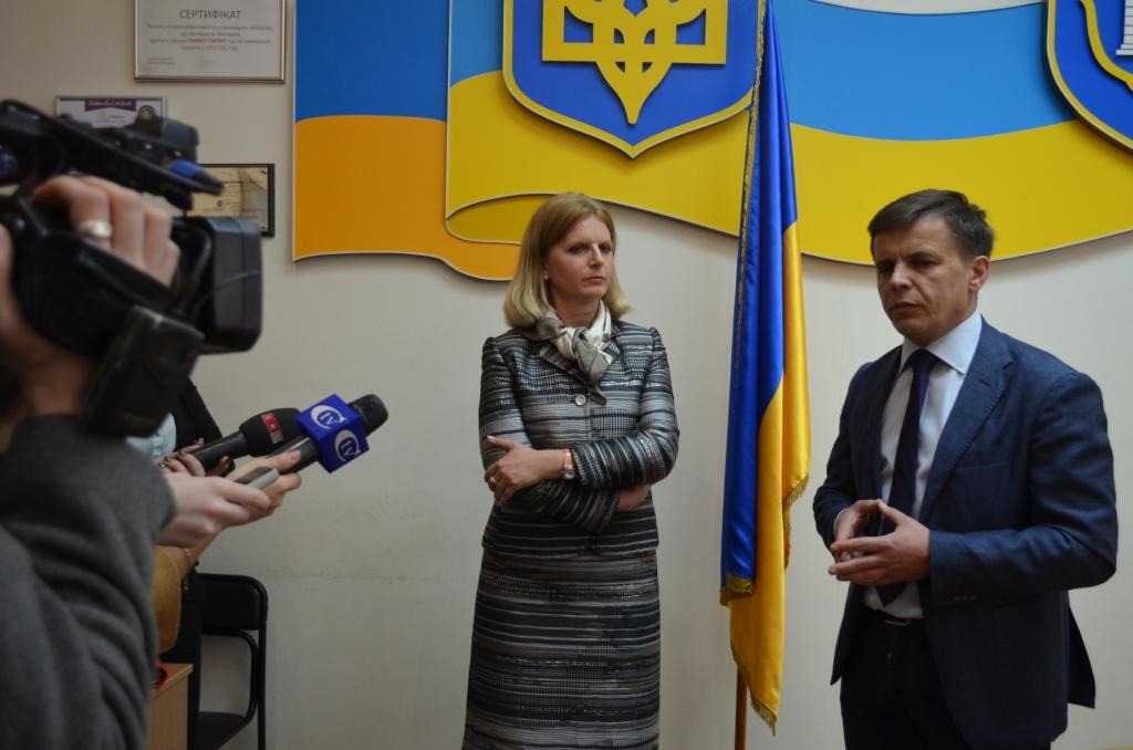 Надзвичайний та Повноважний Посол Словенії в Україні Наташа Прах: Житомир розвивається дійсно швидко і у правильному напрямку