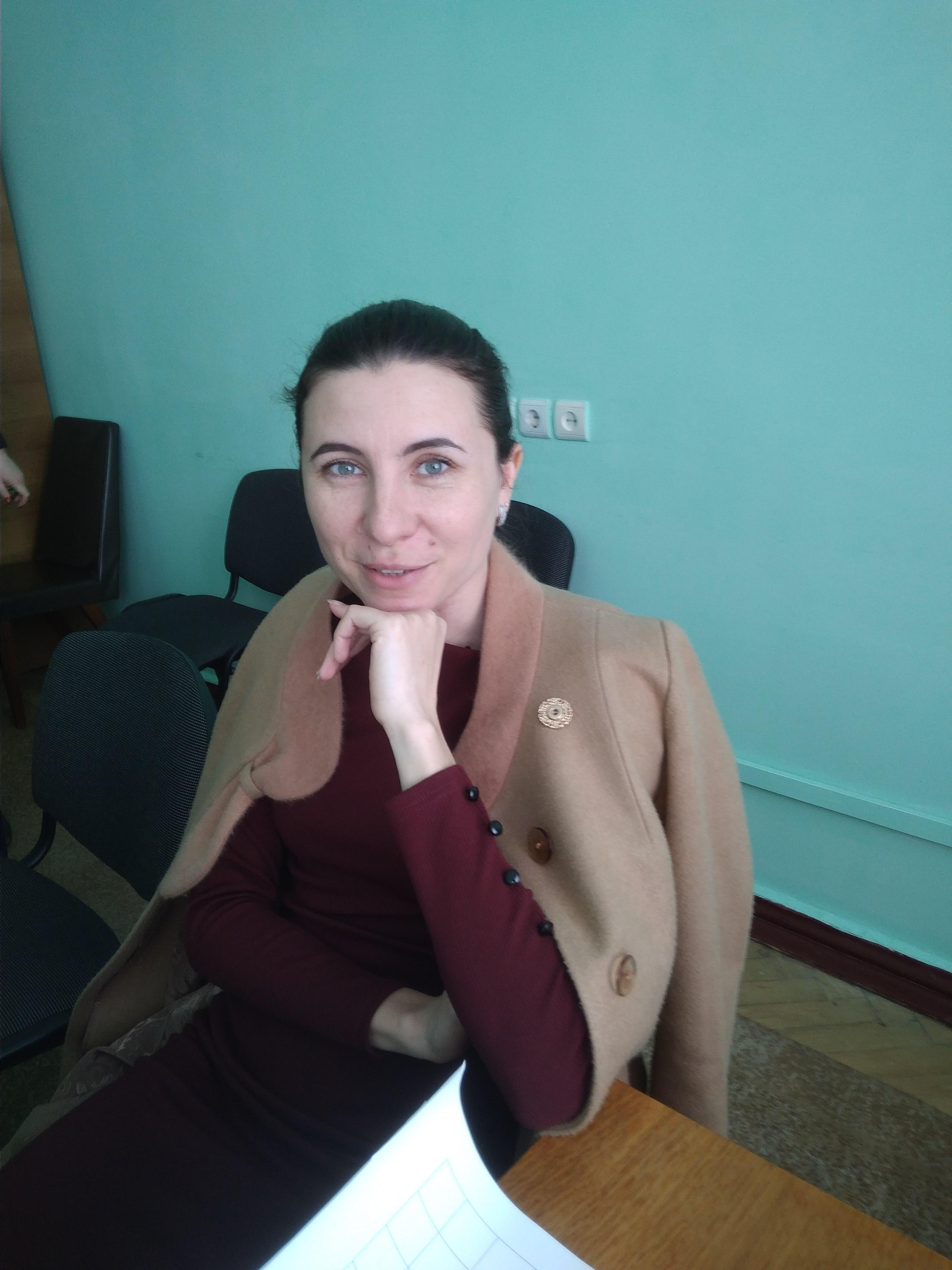 Відбулося чергове тренінгове заняття в рамках проекту «Гендерна кав'ярня – 2»