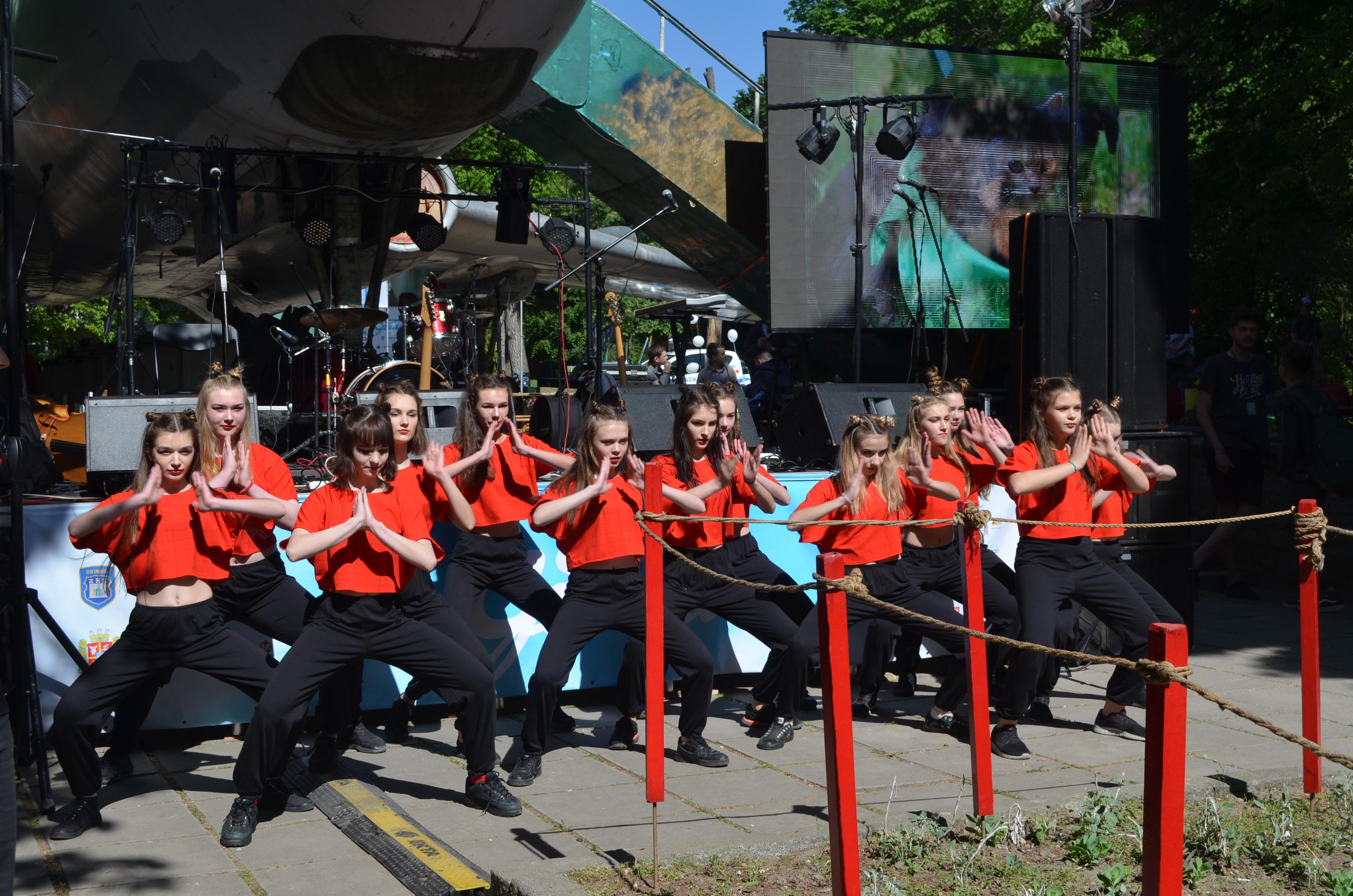 Фестиваль Крила Житомир