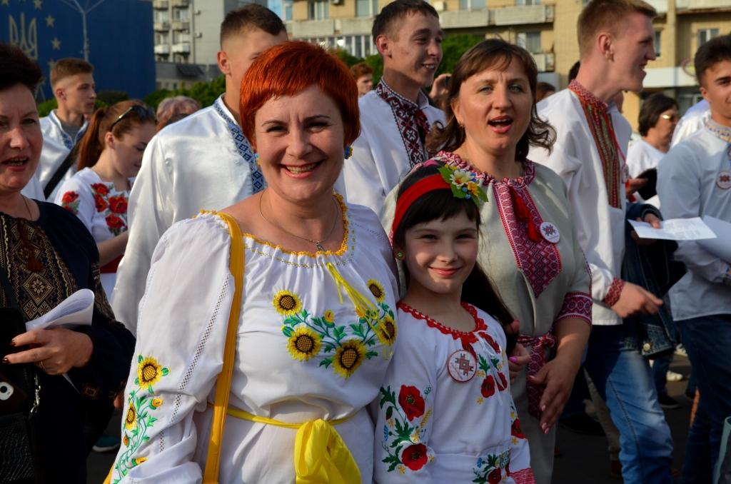 Житомир День Вишиванки 2018