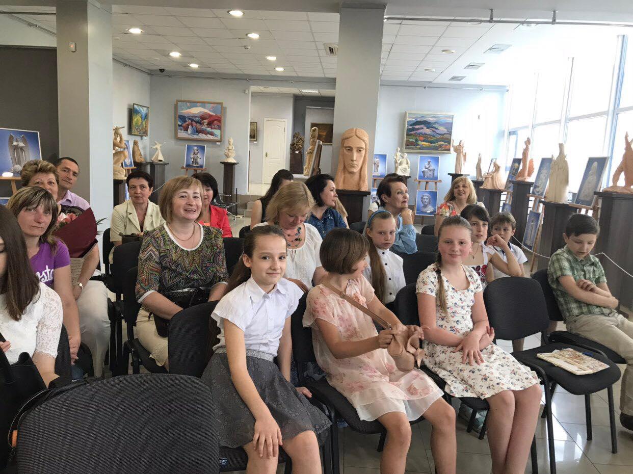 У Житомирі відбулася акція «Дитинство – час мріяти»