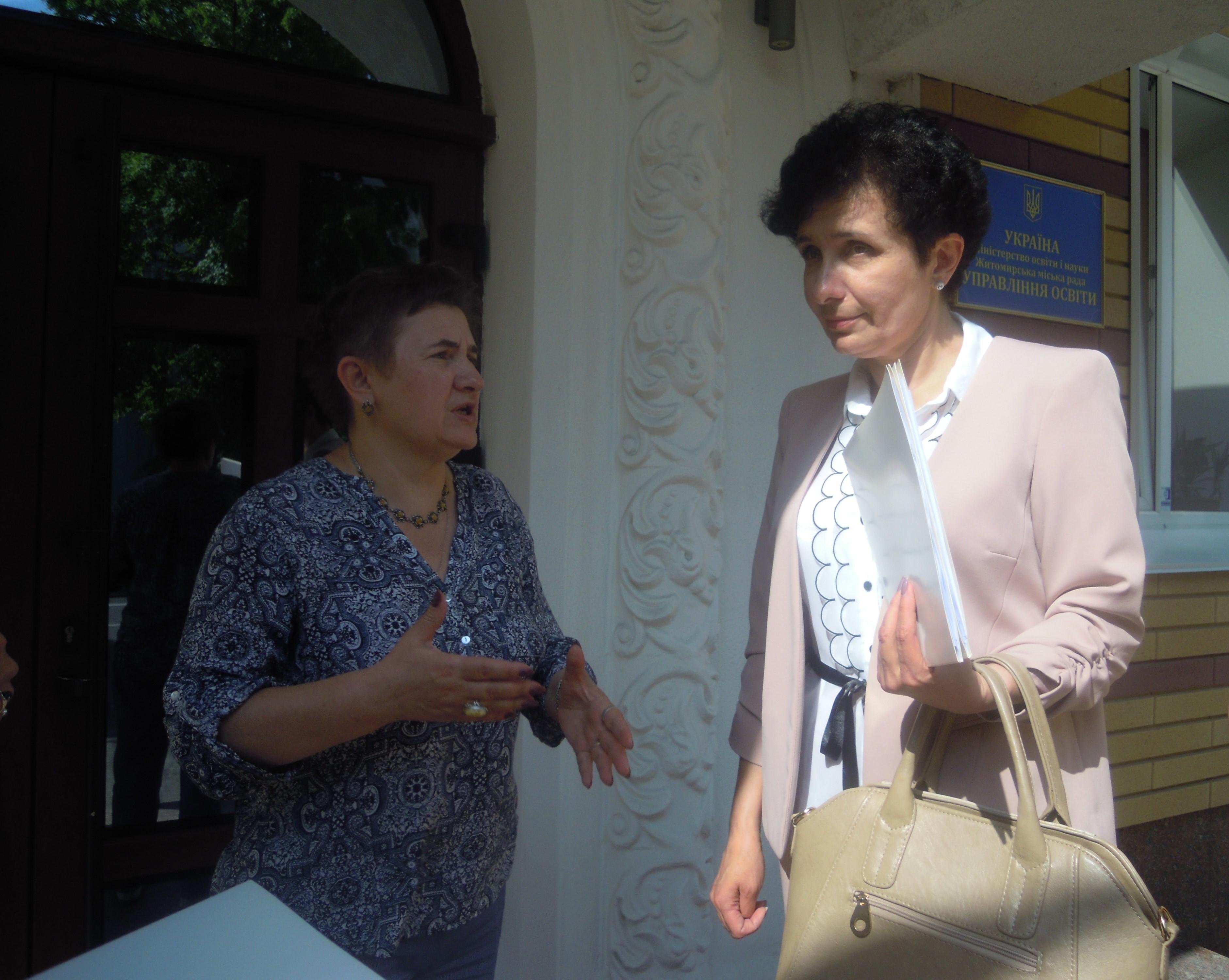 Житомир готується до зустрічі  з волонтерами Корпусу Миру США