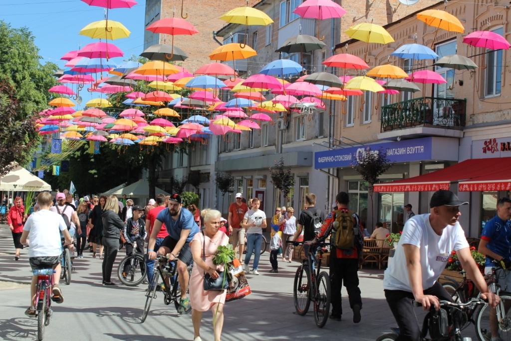 У Житомирі відбувся «Велодень-2018»