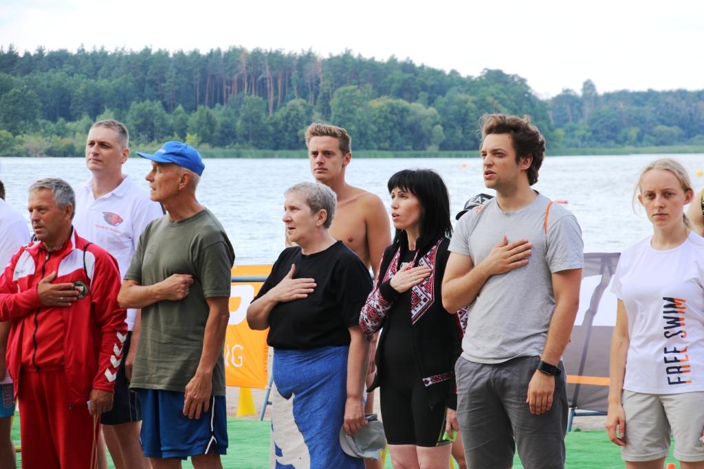 Соревнования по плаванию в Житомир Teteriv Open 2018