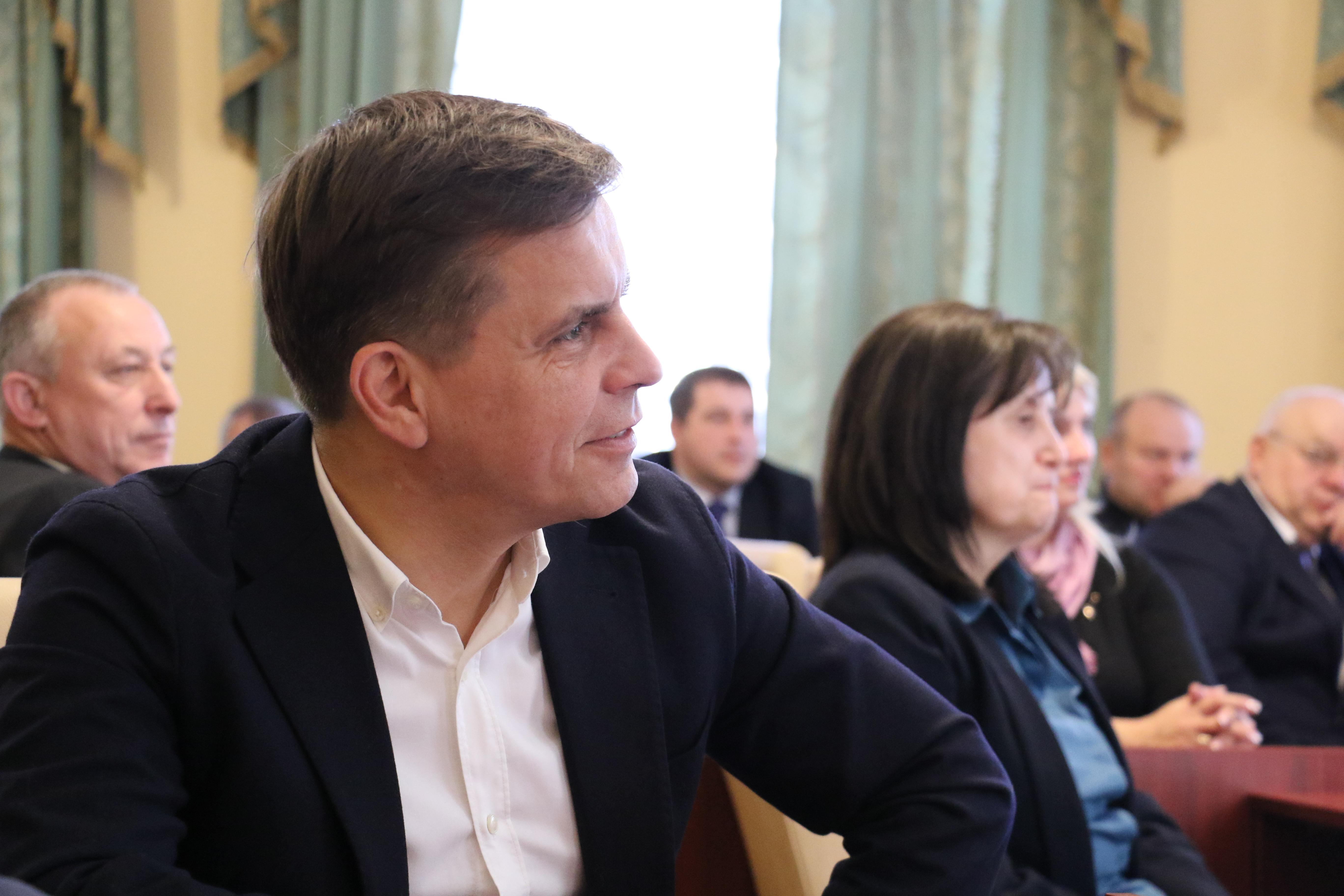 Житомирський міський голова підписав меморандум про співпрацю у сфері розвитку системи захисту дітей