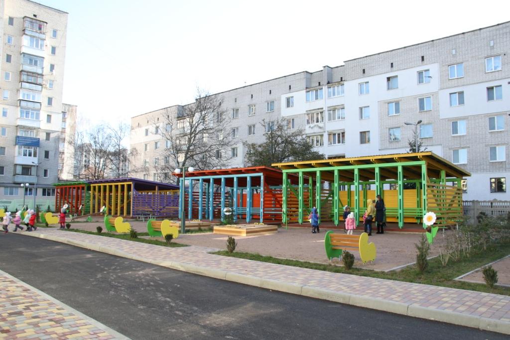 Вперше за роки незалежності в Житомирі відкрили дошкільний навчальний заклад