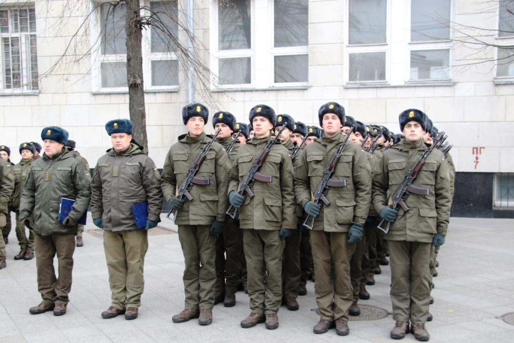 У Житомирі 44 новобранця склали присягу на вірність народу України